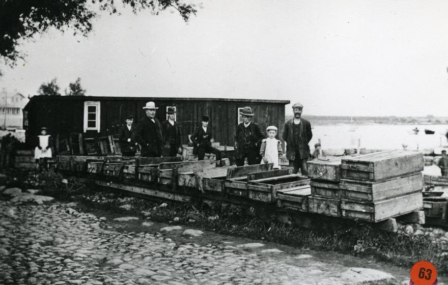 Ola Jönssons fisksalteri