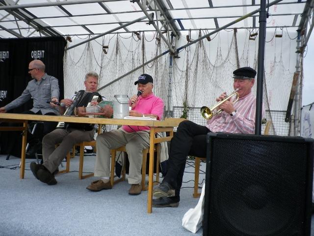 Uno Hellgren, Bosse Knutsson och Henning Knutsson