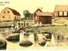 Bild 23 Hällevik år 1900 i färg