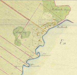 Hällevik 1813 - enskifte
