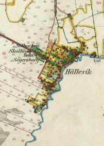 Häradsekonomiska kartan 1915-1919