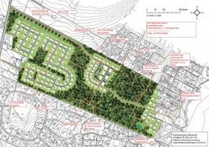 Ny bebyggelse - 209 bostäder