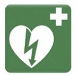 Hjärtstartare vid Matöppet i Hällevik