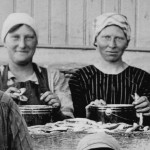 Sillinläggning – tidigt 1900-tal