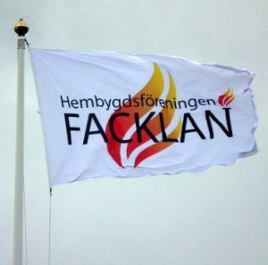 Facklans nya flagga