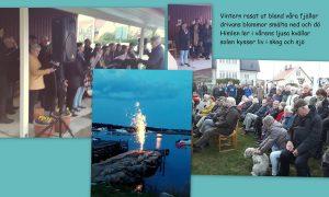 Valborg firades på Hällevik