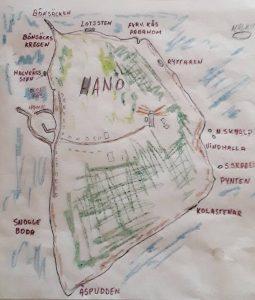Hanö – ön utanför Listerlandet