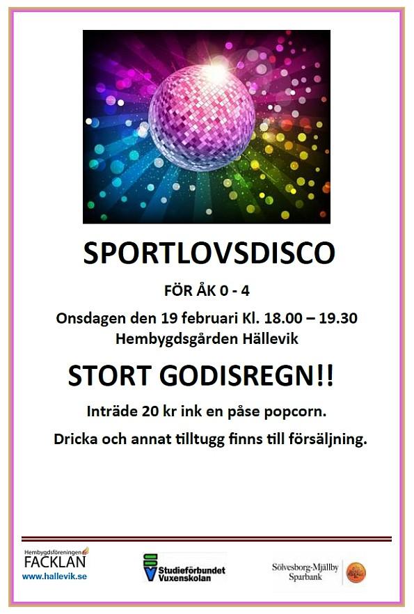 Sportlovsdisco