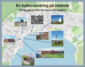 Kulturvandring på Hällevik