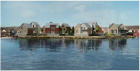 Nya förslaget till nybyggnation på Hällevik